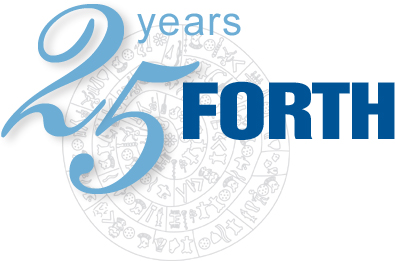 25th Anniversary Celebration of FORTH